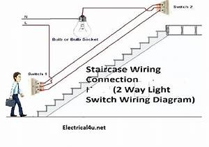 Two Way Light Switch Wiring Diagram - Collection