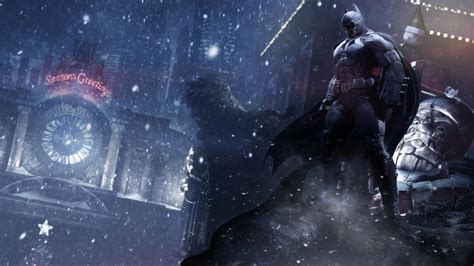 batman arkham origins wallpapers hd backgrounds