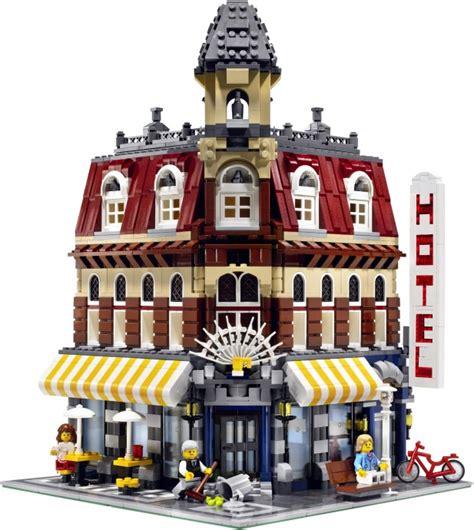 Advanced Models  Modular Buildings  Brickset Lego Set