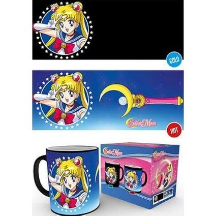 figuren sailor moon veraenderung durch hitze tasse hole