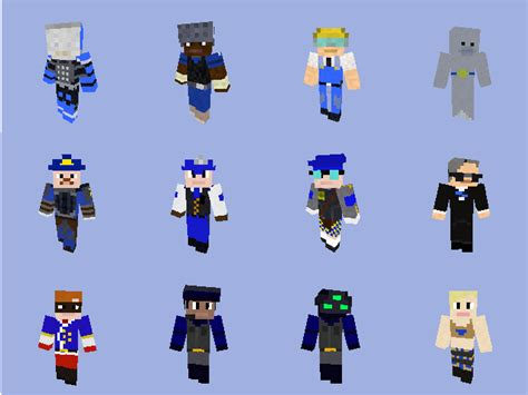 minecraft ra paradox allied infantry skins addon