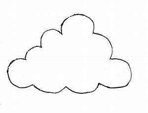 Rain Cloud Coloring Page - ClipArt Best