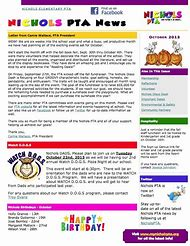 best 25 ideas about school newsletter templates find what you ll love