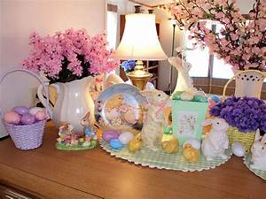 8 easter house decorations for House decorating ideas for easter