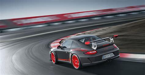 Nice Black Porsche Gt3 Rs Background Image
