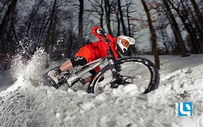 Downhill Mountain Bike Bicycle Wallpapers Smooth Trick