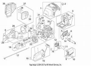 Troy Bilt Tb685ec 41cdz68c766 Parts Diagram For Engine