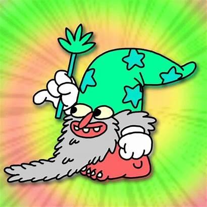 Wizard Weed Tie Dye Marijuana Strain Giphy