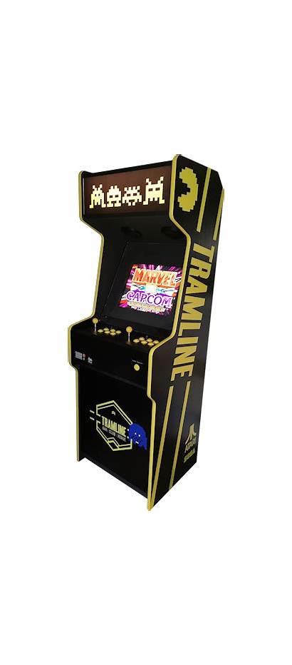 Arcade Machines Branded Sales Machine