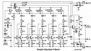 5 Band Graphic Equalizer