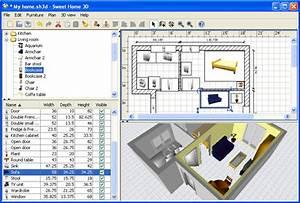 3d Raumplaner Kostenlos : sweet home 3d downloaden computer bild ~ Frokenaadalensverden.com Haus und Dekorationen