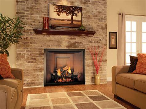 Stone Fireplace Decorating Ideas Interior Design Natural