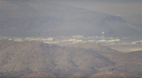 Clearest images yet of 'alien conspiracy base' Area 51 ...