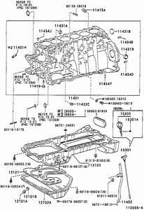 Toyota Supra Plug  Water Drain Cock For Cylinder Block