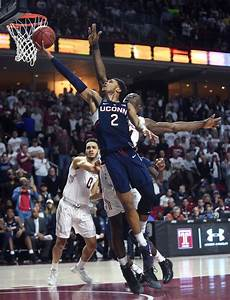 Jalen Adams Drives It Home For UConn In Final Seconds At ...