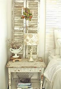 35 Best Shabby Chic Bedroom Design And Decor Ideas For 2017