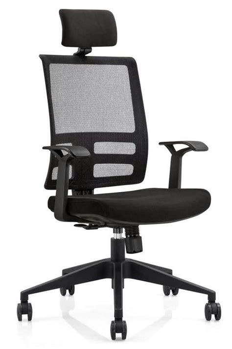 ergonomic high back mesh executive office chair with