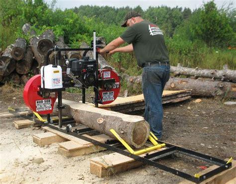 hfe  homesteader mobile sawmill hud son homestead