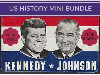 john  kennedy  lyndon  johnson teaching  cold