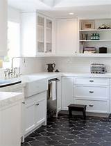 Here are some kitchen backsplash ideas 2021. 30 Practical And Cool-Looking Kitchen Flooring Ideas ...