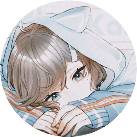 √ Full Hd Aesthetic Anime Pfp Circle Pics For Android