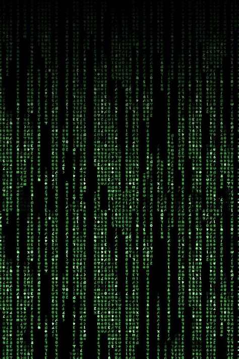 Animated Matrix Wallpaper Iphone - freeios7 matrix code parallax hd iphone wallpaper