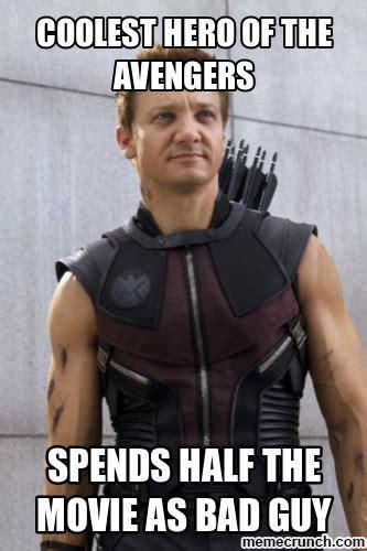 Hawkeye Meme - hawkeye