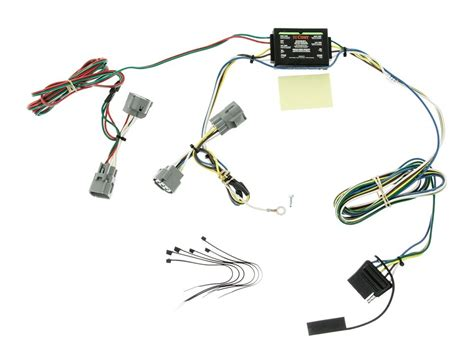 Curt Custom Fit Vehicle Wiring For Toyota Tacoma