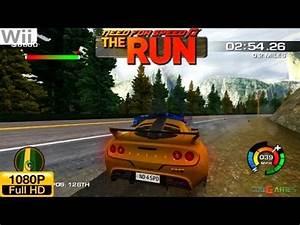 Need For Speed Wii : need for speed the run wii gameplay 1080p dolphin gc ~ Jslefanu.com Haus und Dekorationen