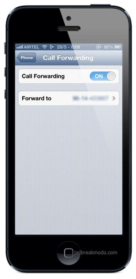forward voicemail on iphone call forwarding what is call forwarding on iphone