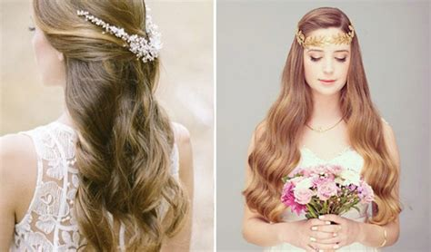 9 Chic Bridal Hair Trends For Your Upcoming Spring Wedding