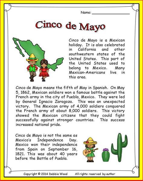 cinco de mayo  images spanish lessons  kids