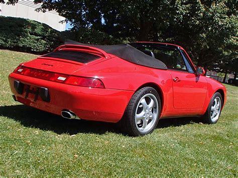 convertible porsche red convertible red porsche 911 carrera rbm cars