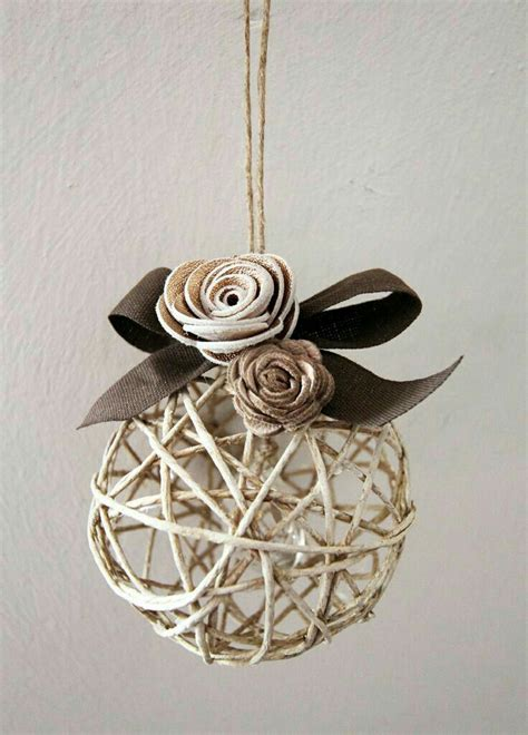 esfera de papel christmas ornaments christmas