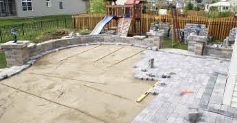 Adding Pavers To Concrete Patio Decorate Concrete Pavers And Paver Infromation The Concrete Network