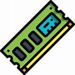 Memory Ram Icon Flaticon Icons Svg Cpu
