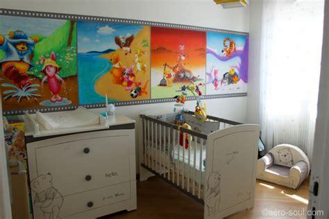 chambre winnie l ourson pour bébé idee deco chambre bebe winnie l ourson visuel 6