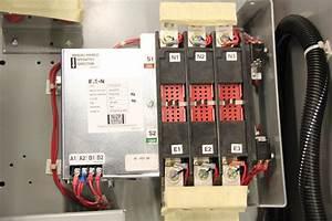 New Eaton 480v 200a 3p Auto Transfer Switch Atc