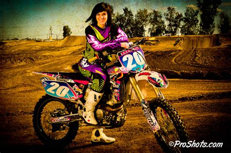 how to be a pro motocross rider jackie ives pro women 39 s motocross rider portrait session