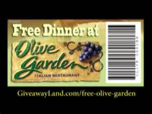 2015 Olive Garden Coupons Printable