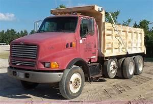 1999 Sterling L8513 Dump Truck