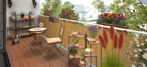 Kleine Balkone Schön Gestalten by Balkon Ideen Zum Balkon Gestalten Obi Gartenplaner