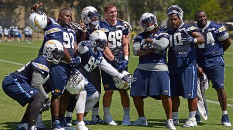 Chargers' Defensive Youth Rising, With An Eye On 2017