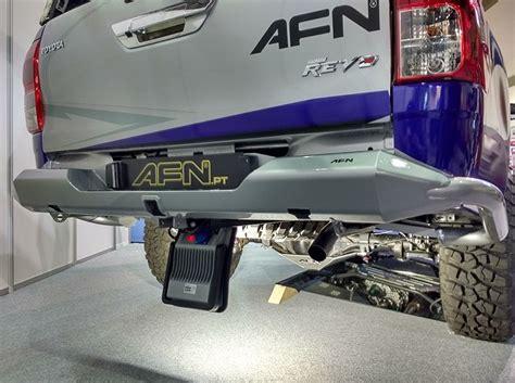 afn rear bumper toyota hilux revo ramingo4x4 it
