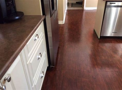 painting cork floors hometalk