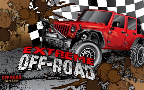 Free Off-road Wallpapers