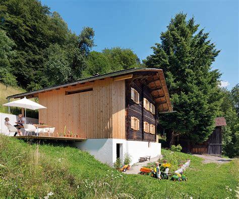 Bauernhaus Modern Aussen by Kinderbuchhaus Modernisiertes Bauernhaus Sanierung