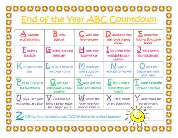 year abc countdown  hannah collier tpt