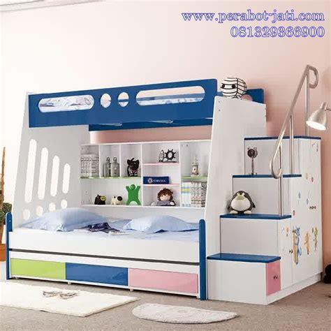 ranjang tidur anak tingkat minimalis terbaru  uptowork