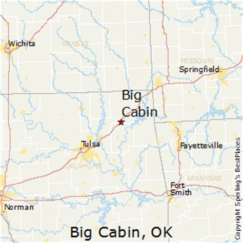 big cabin ok best places to live in big cabin oklahoma